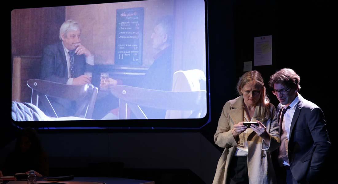 Les Témoins de Yann Reuzeau - Critique sortie Théâtre Paris Manufacture des Abbesses