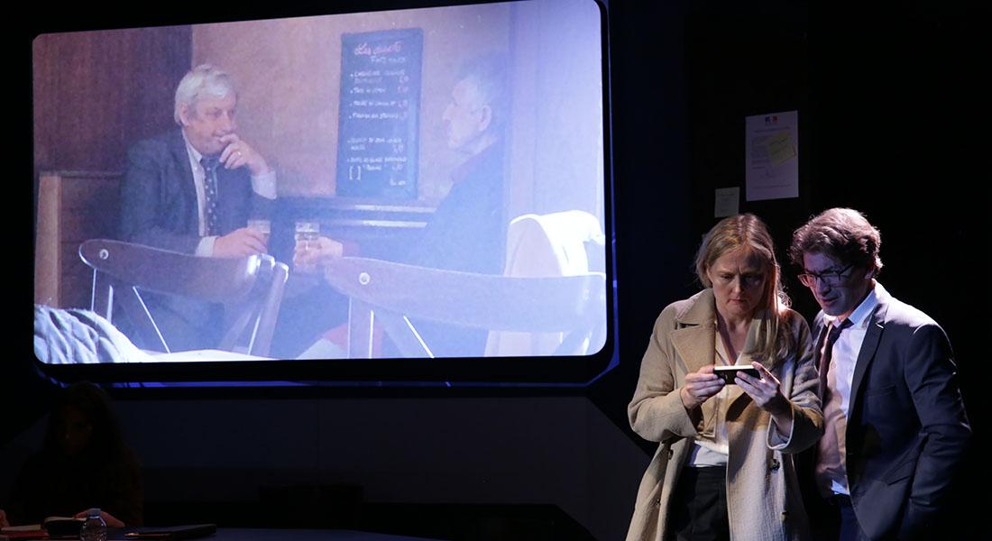 Les Témoins de Yann Reuzeau - Critique sortie Théâtre Paris La Manufacture des Abbesses