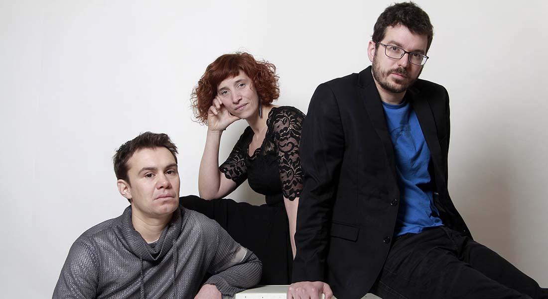 Loïs Le Van signe « Vind » en trio avec Paul Jarret et Sandrine Marchetti - Critique sortie Jazz / Musiques Paris Studio de l'Ermitage