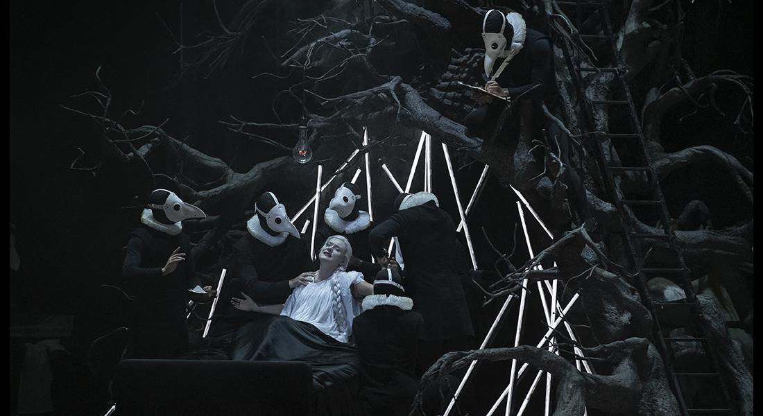 Macbeth Underworld sur une musique de Pascal Dusapin et une mise en scène de Thomas Jolly - Critique sortie Classique / Opéra Bruxelles La Monnaie / De Munt