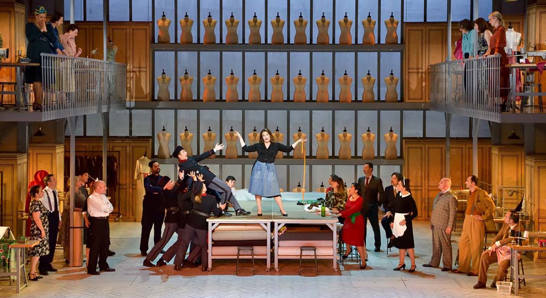 Et aussi - Critique sortie Classique / Opéra Caen THEATRE DE CAEN
