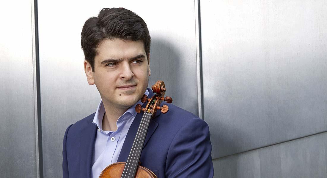Michael Barenboim soliste du Concerto pour violon de Ligeti : Ange et démons - Critique sortie Classique / Opéra Paris Cité de la Musique - Philharmonie de Paris