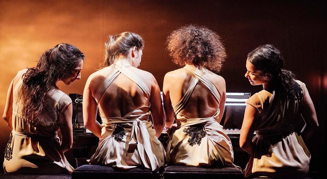 Muses du chorégraphe Anthony Egéa - Critique sortie Danse Paris Théâtre de la Cité Internationale