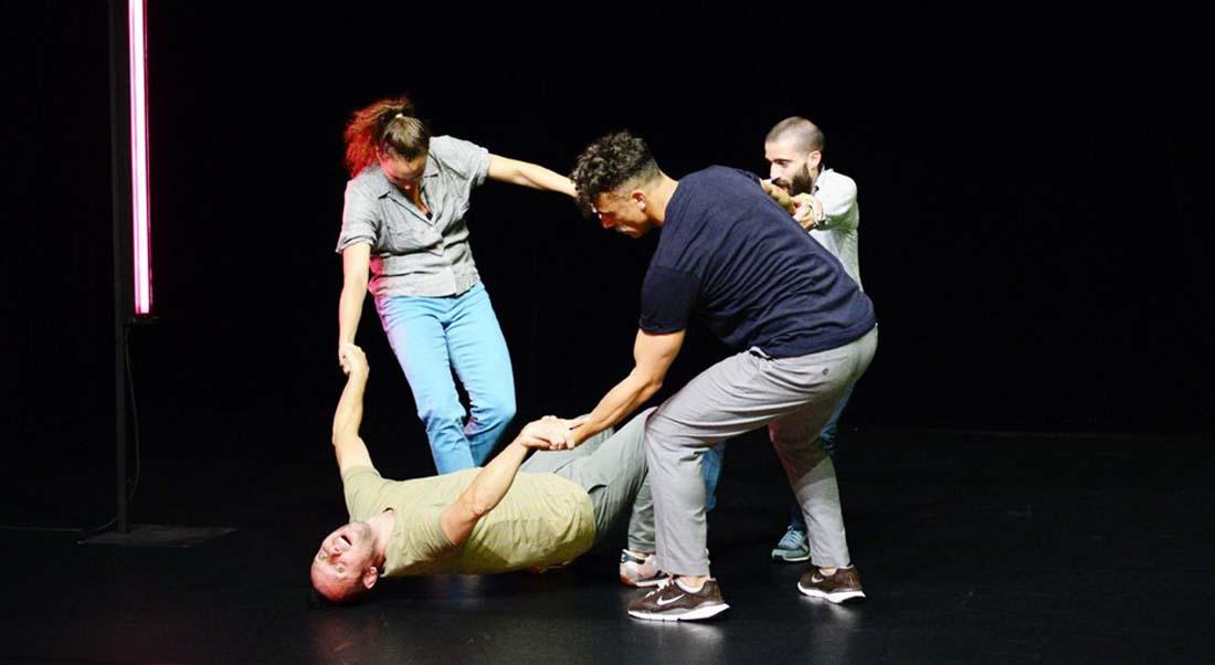 My petit pogo de Fabrice Ramalingom - Critique sortie Danse Vélizy-Villacoublay L'Onde - Théâtre Centre d'art
