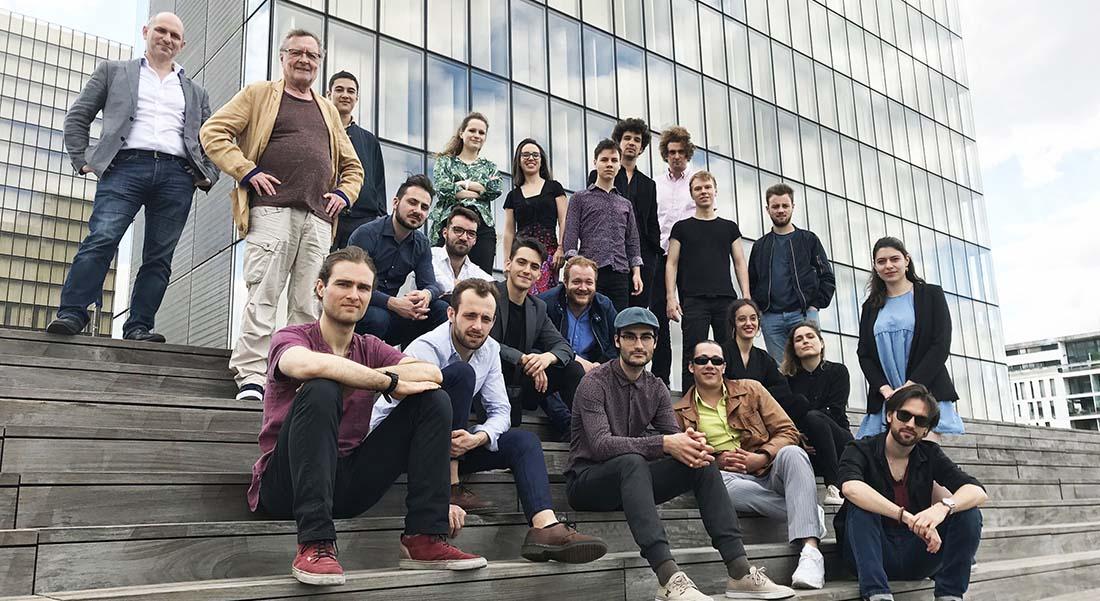 Orchestre des Jeunes de l'ONJ avec François Jeanneau et Franck Tortiller comme premiers guides : choc des générations - Critique sortie Jazz / Musiques