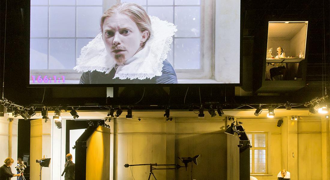 Orlando d'après Virginia Woolf, mis en scène de Katie Mitchell - Critique sortie Théâtre Paris L'Odéon-Théâtre de l'Europe