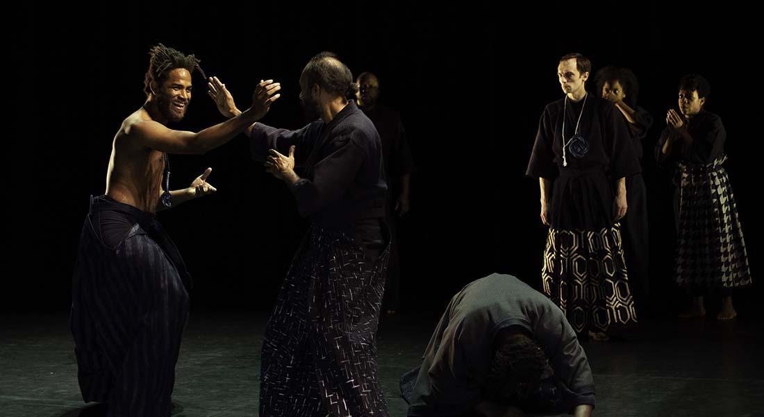 Othello de Shakespeare, mis en scène d'Arnaud Churin - Critique sortie Théâtre Paris Théâtre des Abbesses