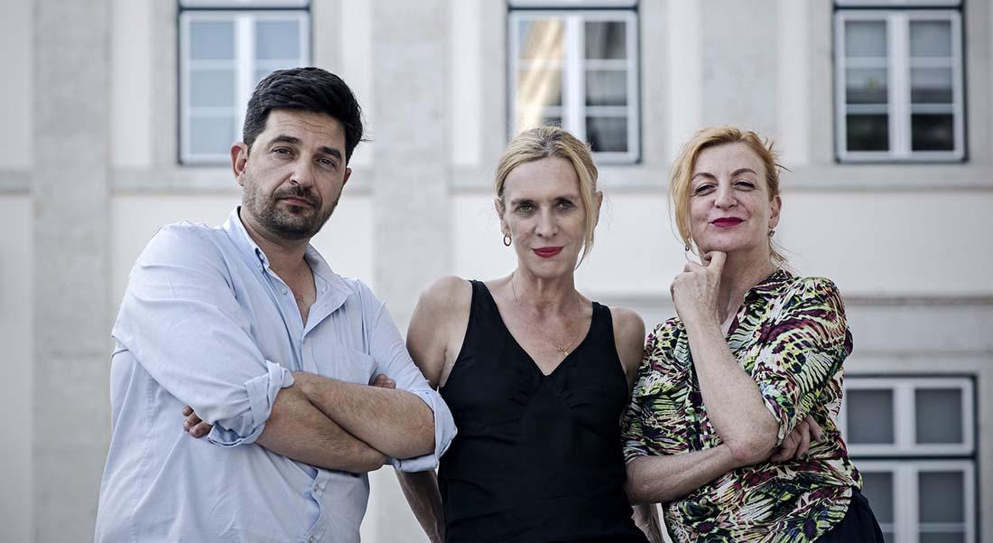 Please Please Please, une création de La Ribot, Mathilde Monnier et Tiago Rodrigues - Critique sortie Théâtre Angers Le Quai - CDN ANgers Pays de la Loire