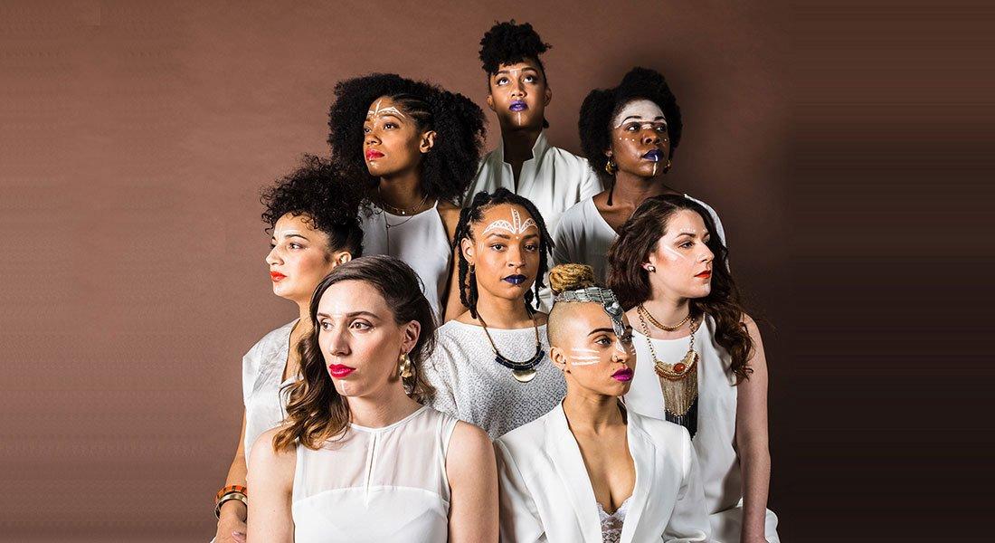Queen Blood d'Ousmane Sy et Paradox-sal - Critique sortie Danse Vélizy-Villacoublay L'Onde - Théâtre Centre d'art