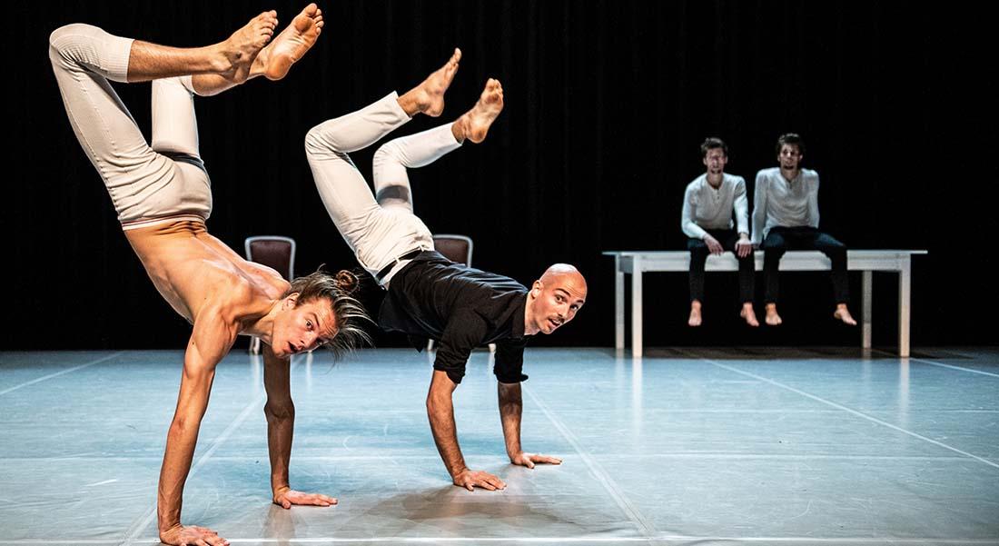 Red Haired Men d' Alexander Vantournhout - Critique sortie Danse Vélizy-Villacoublay L'Onde - Théâtre Centre d'art