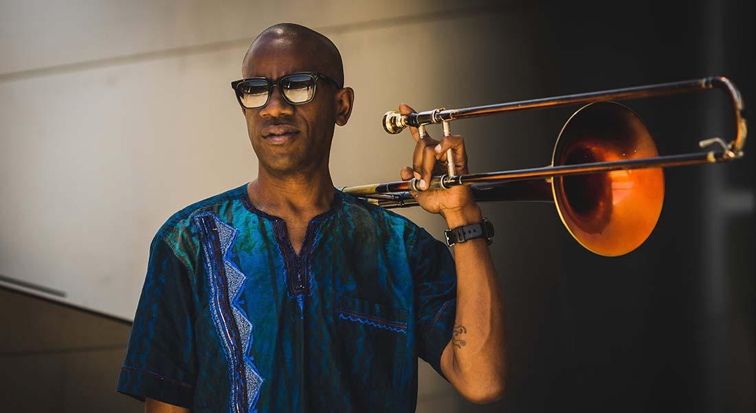 Ryan Porter feat. The West Coast Get Down, avec Kamasi Washington - Critique sortie Jazz / Musiques Paris new morning