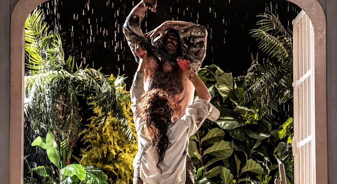 Tarquin, livret de Aram Kebadjian, mise en scène de Jeanne Candel - Critique sortie Théâtre Montreuil Nouveau Théâtre de Montreuil