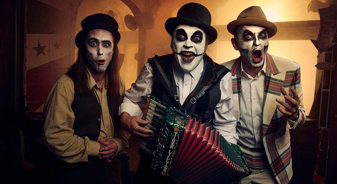 The Tiger Lillies fêtent leurs 30 ans - Critique sortie Jazz / Musiques Vélizy-Villacoublay L'Onde - Théâtre Centre d'art