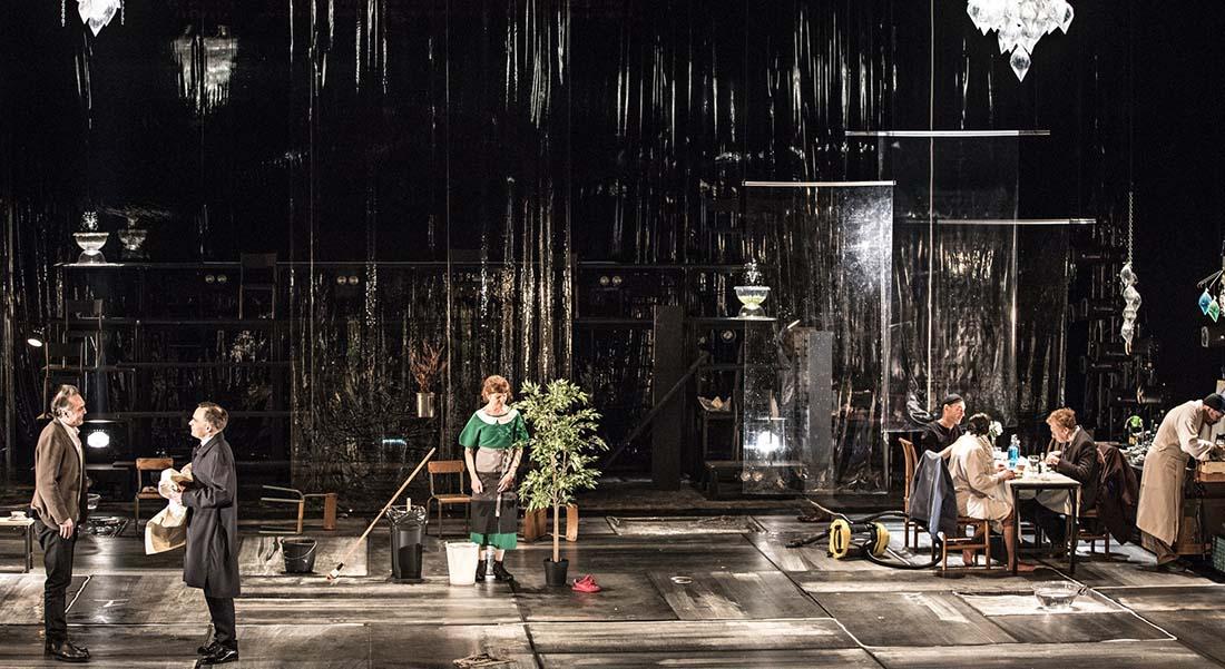 Un ennemi du peuple de Henrik Ibsen, mis en scène par Jean-François Sivadier - Critique sortie Théâtre _Châtenay-Malabry Théâtre Firmin Gémier La Piscine