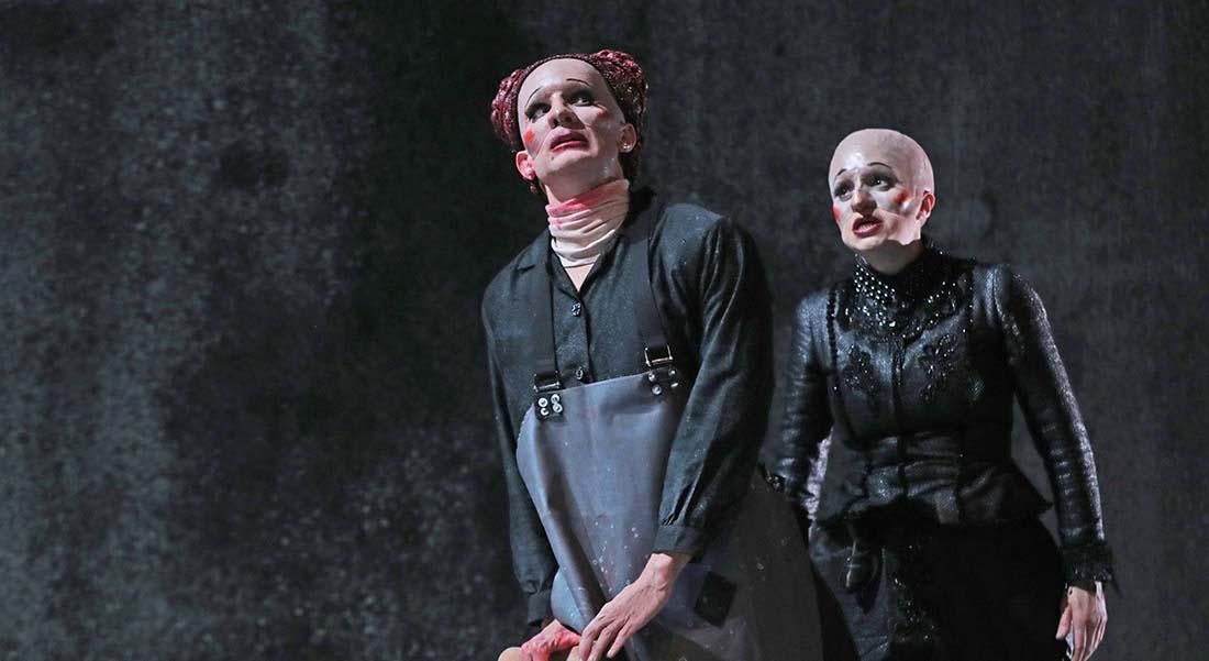 40° sous zéro de Copi, mise en scène de Louis Arene - Critique sortie Théâtre Paris Le Monfort