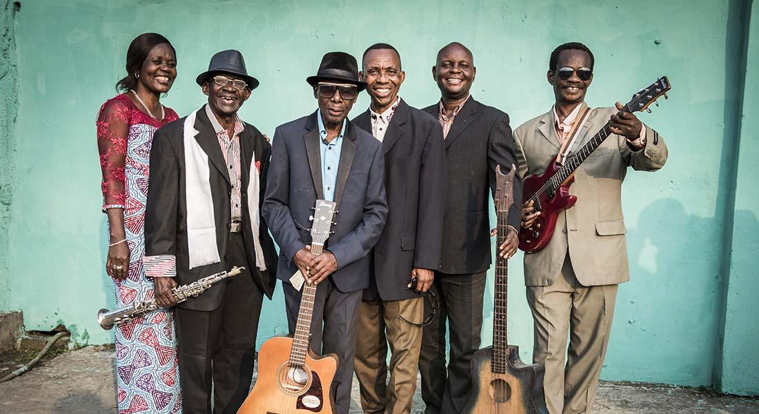 Afriquatuors / Bakolo Music International - Critique sortie Jazz / Musiques Nanterre _Maison de la Musique