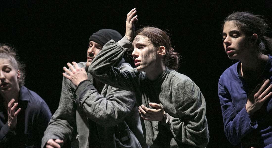 Cementary, chorégraphie de Patricia Apergi - Critique sortie Danse Strasbourg Maillon - Théâtre de Strasbourg - Scène européenne