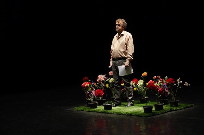 La Gioia de Pippo Delbono - Critique sortie Théâtre Paris Théâtre du Rond-Point