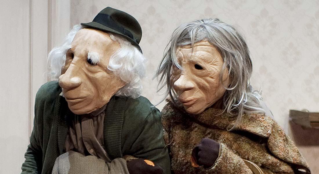 André y Dorine d'après André Gorz, mis en scène d'Iňaki Rikarte - Critique sortie Théâtre Bagneux Théâtre Victor Hugo à Bagneux