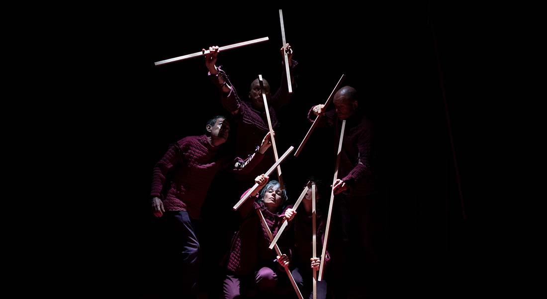 Alors Carcasse de Mariette Navarro, mis en scène par Bérangère Vantusso - Critique sortie Théâtre Sartrouville Théâtre de Sartrouville