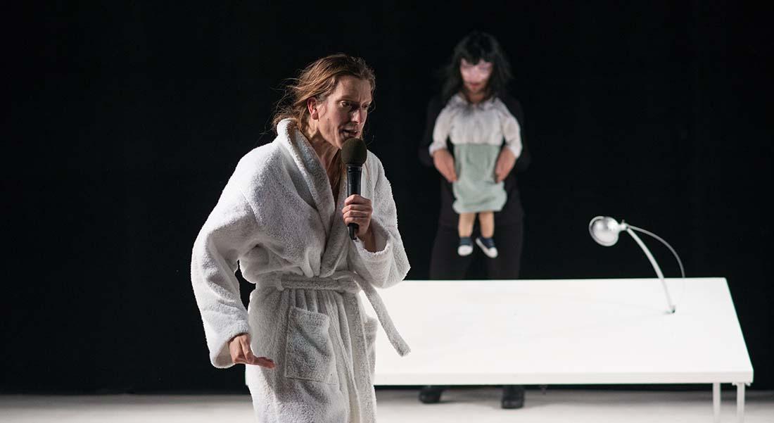 Cécile de Marion Duval et Luca Depietri - Critique sortie Théâtre Paris Centre culturel suisse