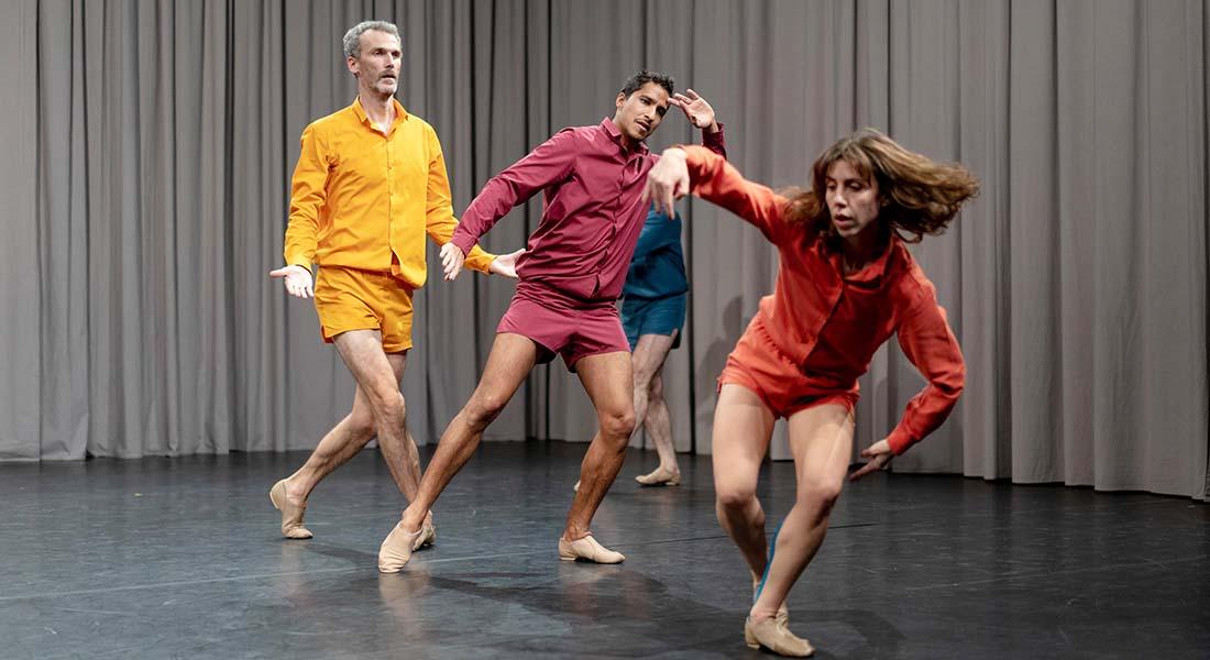 Danza Permanente de DD Dorvillier et Zeena Parkins - Critique sortie Théâtre Échirolles PODIUM. La Rampe - La Ponatière