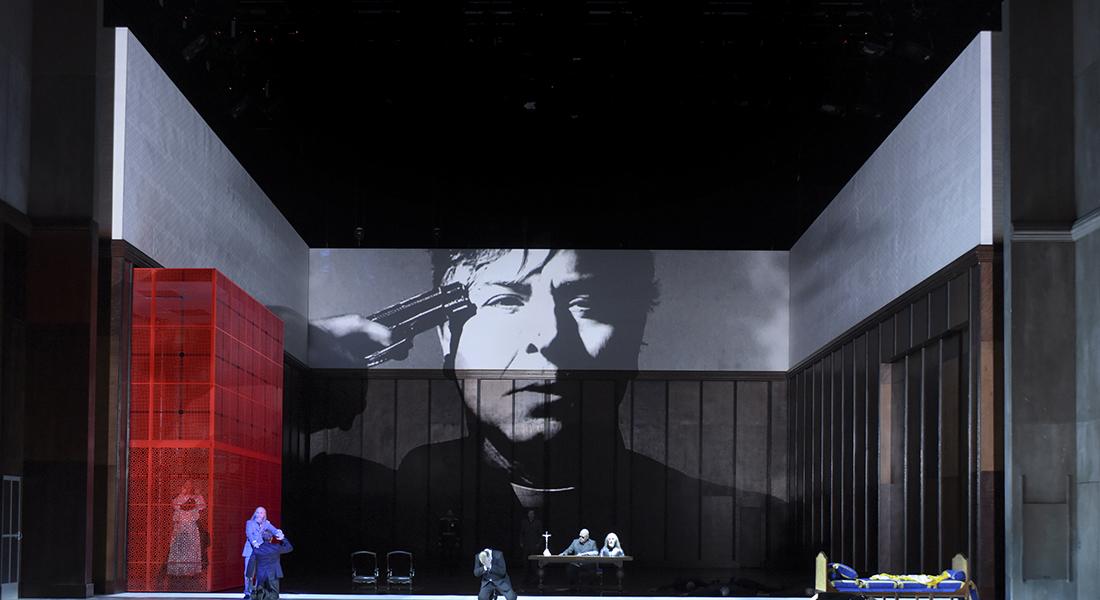 Don Carlo de Giuseppe Verdi direction musicale Fabio Luisi / mes Krzysztof Warlikowski - Critique sortie Classique / Opéra Paris Opéra National de Paris-Bastille