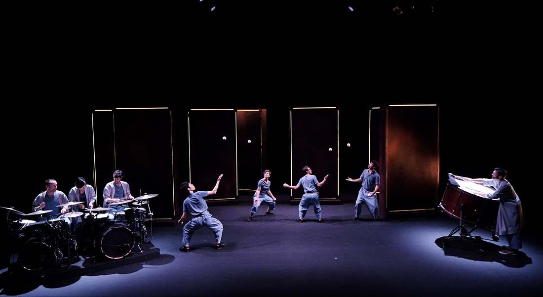 Encore la vie, direction musicale Paul Changarnier, écriture et mise en scène de Nicolas Mathis - Critique sortie Théâtre Perpignan Théâtre de l'Archipel - scène nationale de Perpignan.