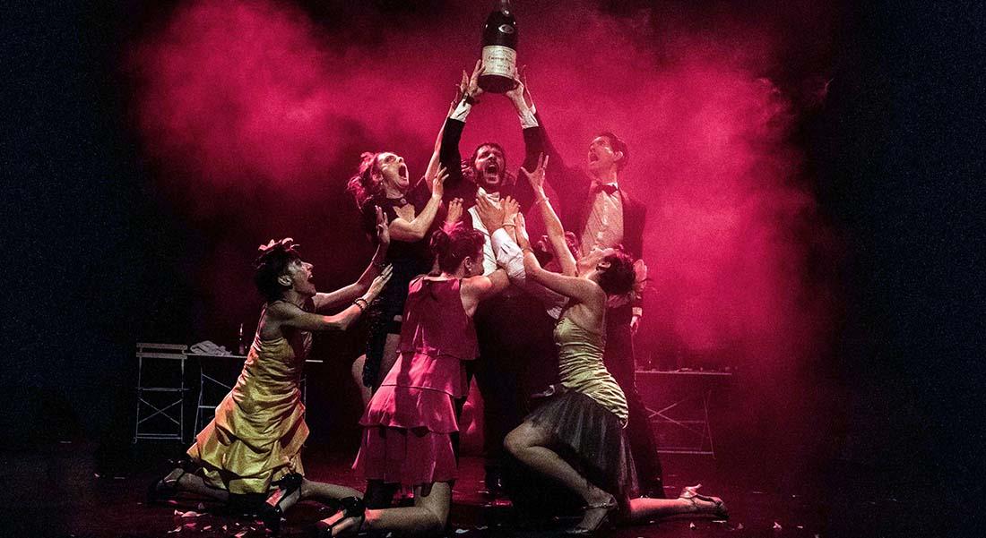 Garden Party, mis en scène par Alexandre Pavlata - Critique sortie Théâtre Bagneux Théâtre Victor Hugo à Bagneux