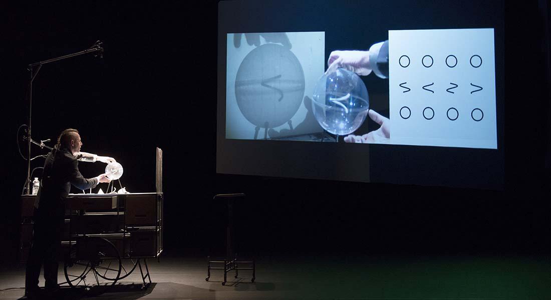 CoOP Johann Le Guillerm : un mois dédié à l'artiste à La Maison des Métallos - Critique sortie Théâtre Paris La Maison des Métallos