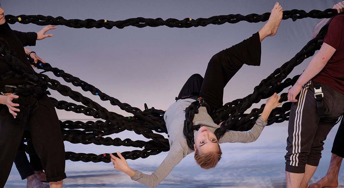 Samsara de Jann Gallois, une nouvelle création inspirée de la philosophie bouddhiste - Critique sortie Danse Paris Chaillot - Théâtre national de la danse