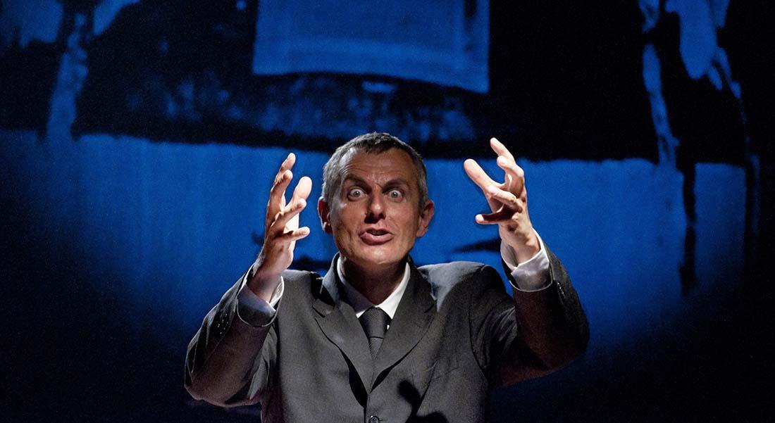 L'A-Démocratie de Nicolas Lambert - Critique sortie Théâtre Paris Théâtre de Belleville