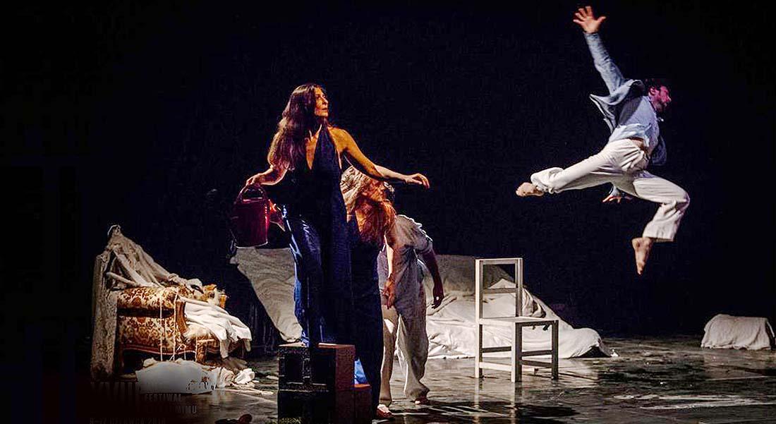 La Nuit du Geste, soirée d'ouverture au Théâtre Victor Hugo - Critique sortie Théâtre Bagneux Théâtre Victor Hugo à Bagneux