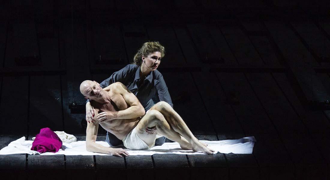 L'opéra Lear d'Aribert Reimann mis en scène par Calixto Bieito - Critique sortie Classique / Opéra Paris Palais Garnier