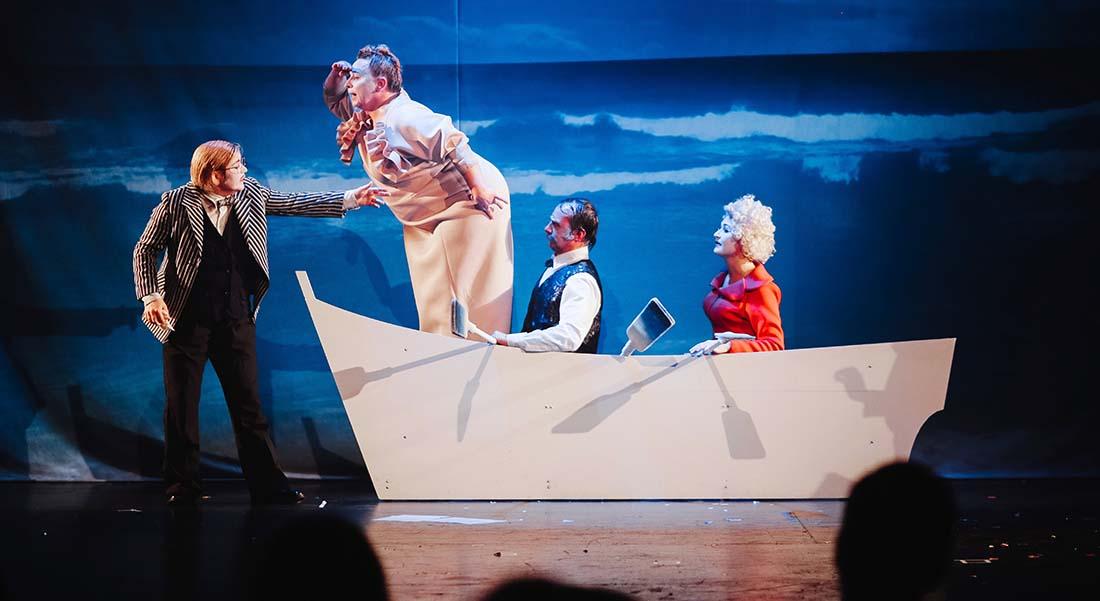 LoDka, mis en scène par Sergey Byzgu - Critique sortie Théâtre Noisy-le-Sec Théâtre des Bergeries de Noisy-le-Sec