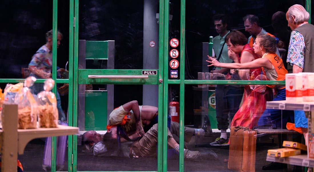 NO ONE de Sophie Linsmaux et Aurelio Mergola - Critique sortie Théâtre Tournai