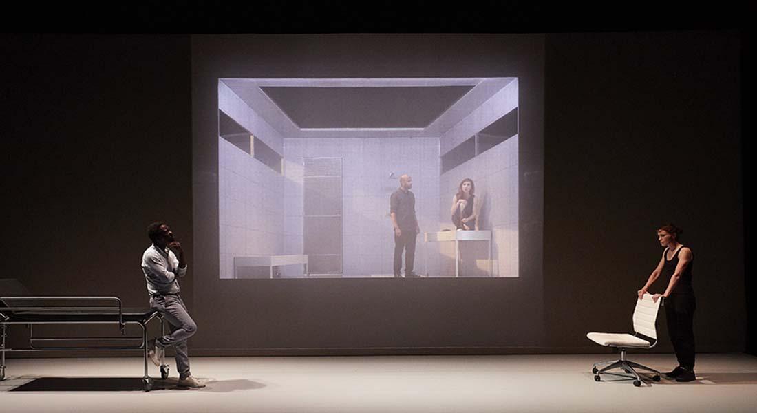 Points de non-retour [Quais de Seine] d'Alexandra Badea - Critique sortie Théâtre Paris La Colline – Théâtre National