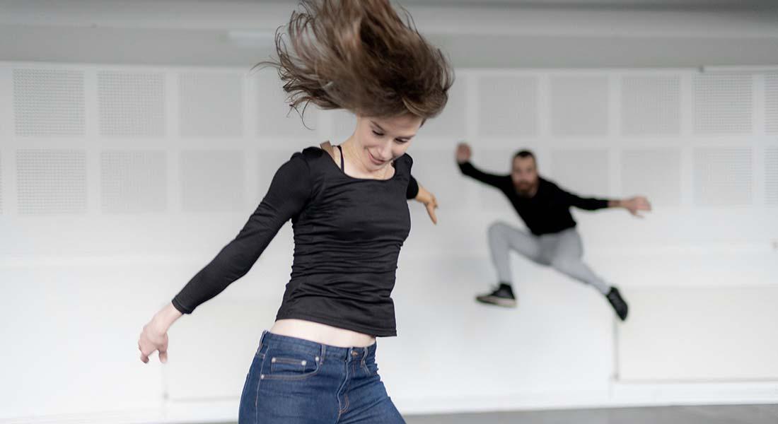 Variation(s), création de Rachid Ouramdane - Critique sortie Danse