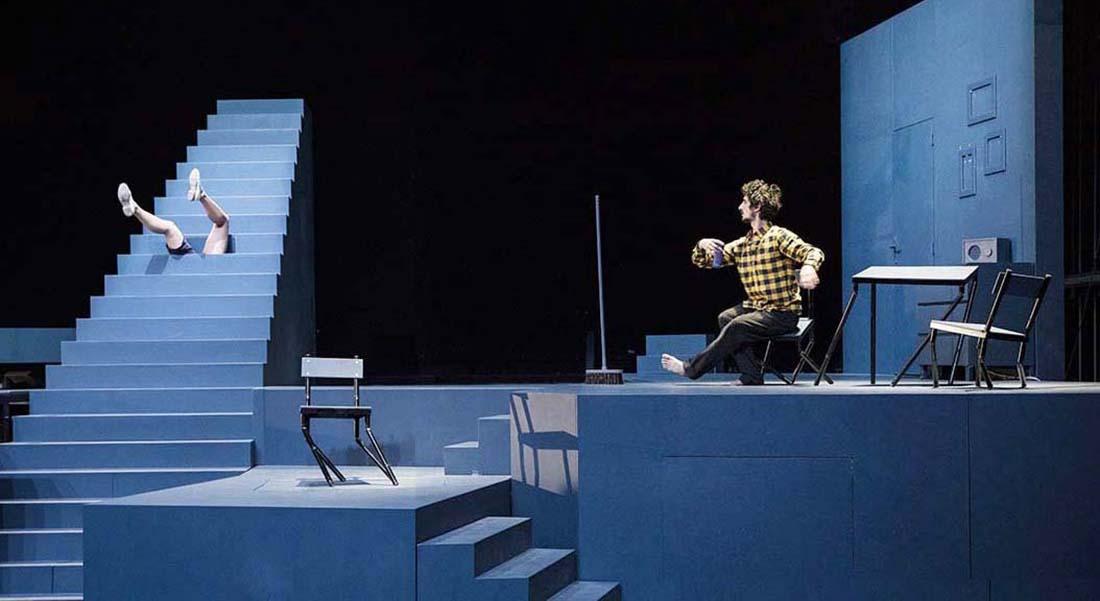 Scala de Yoann Bourgeois - Critique sortie Théâtre Périgueux L'Odyssée – Théâtre à Périgueux