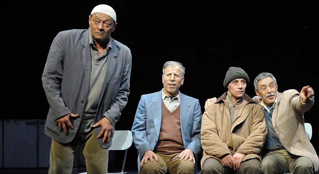 Invisibles de Nasser Djemaï - Critique sortie Théâtre Bobigny MC93 - Maison de la culture de Seine-Saint-Denis Bobigny