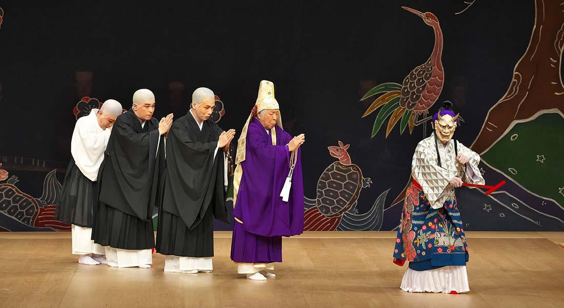 Danses d'Okinawa, une plongée dans la culture ancestrale des Ryûkyû. - Critique sortie Danse Paris Maison de la culture du Japon à Paris