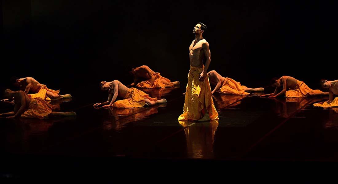 Dream de Julien Lestel - Critique sortie Danse Paris Salle Pleyel