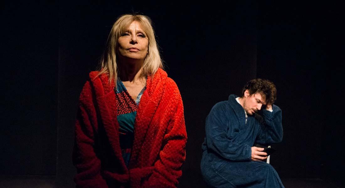 L'Amant de Harold Pinter, mis en scène de Margaret Clarac et Alexandre Cattez - Critique sortie Théâtre Paris Le Guichet Montparnasse