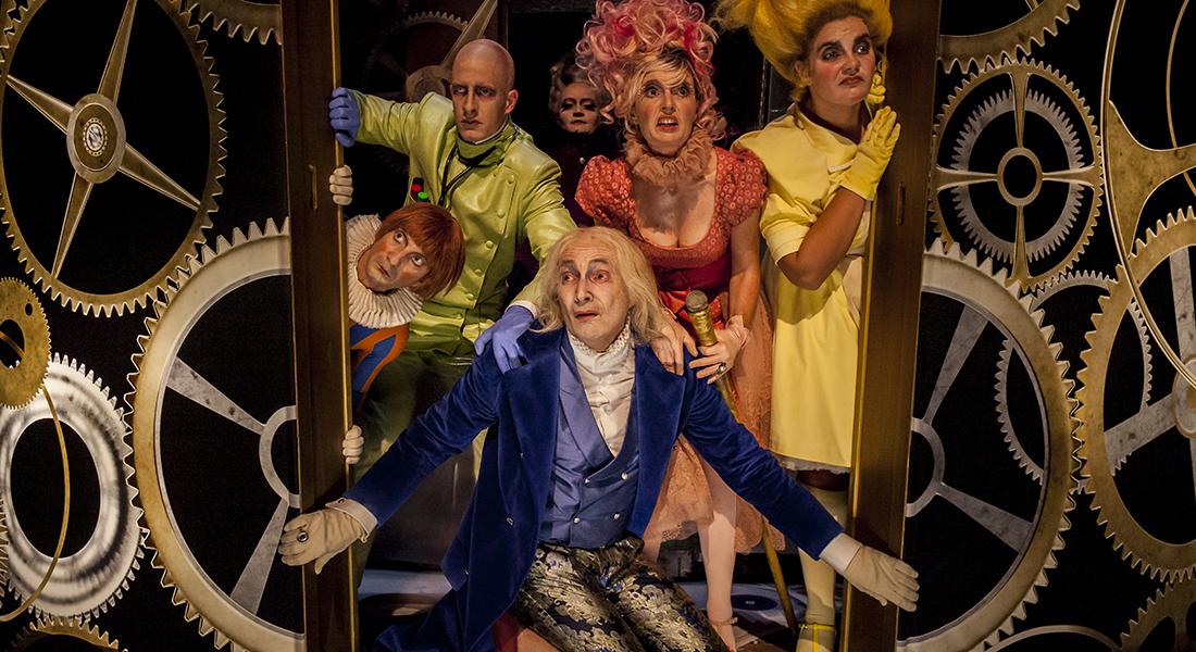 Le roi se meurt d'Eugène Ionesco, mis en scène par Cédric Dorier - Critique sortie Théâtre Lausanne TKM - Théâtre Kléber-Méleau