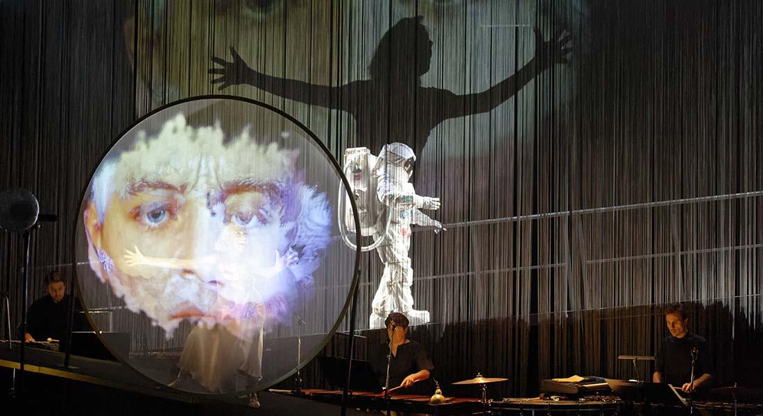 Martien martienne d'après Ray Bradbury, mise en scène par Laurent Fréchuret - Critique sortie Théâtre CHATILLON Théâtre de Châtillon