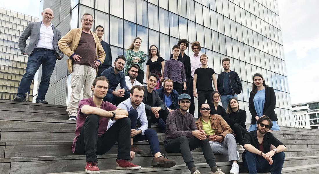 L'Orchestre des Jeunes de l'ONJ de François Jeanneau - Critique sortie Jazz / Musiques Paris Studio de l'Ermitage