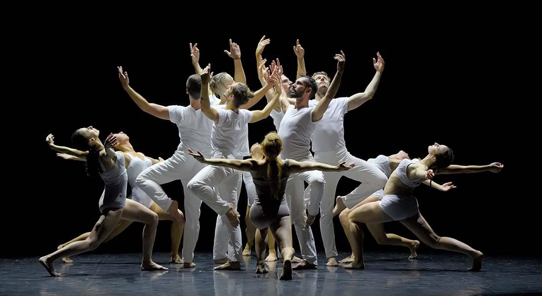 Preljocaj à l'Opéra Royal de Versailles et au Palais Garnier à Paris - Critique sortie Danse Paris