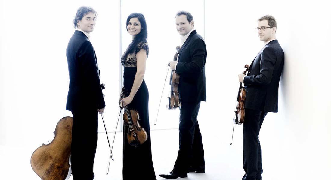 Quatuor Belcea, intégrale des quatuors de Beethoven - Critique sortie Classique / Opéra Paris Théâtre des Champs-Élysées