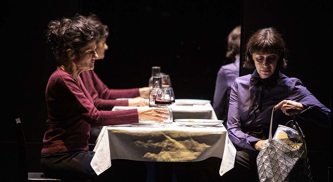 Vents contraires de Jean-René Lemoine - Critique sortie Théâtre Strasbourg Théâtre National de Strasbourg