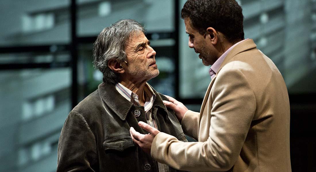 Vertiges de Nasser Djemaï - Critique sortie Théâtre Paris La Colline - Théâtre national